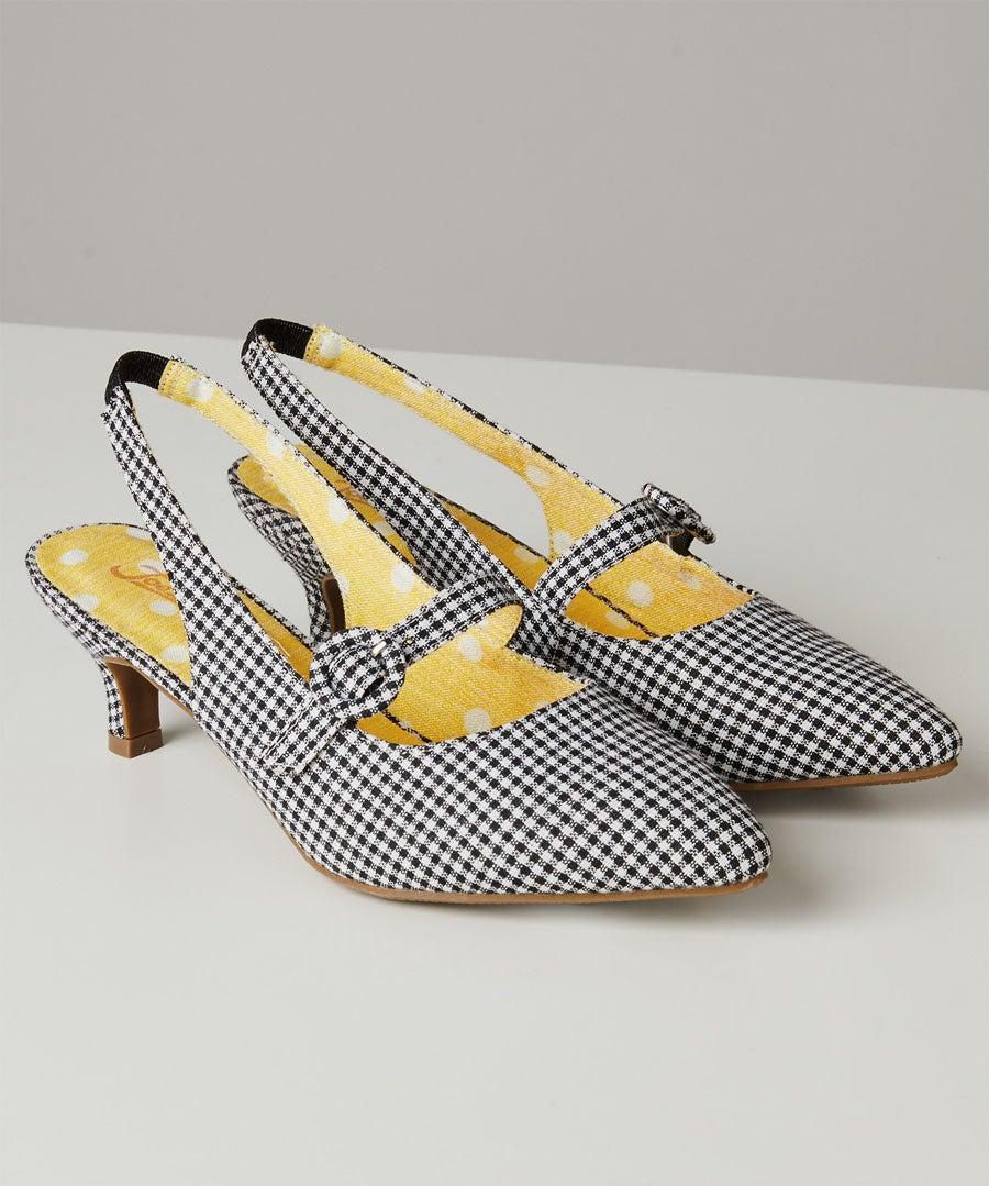 Speak Easy Strappy Shoes
