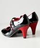 Bourbon St Patent Shoes