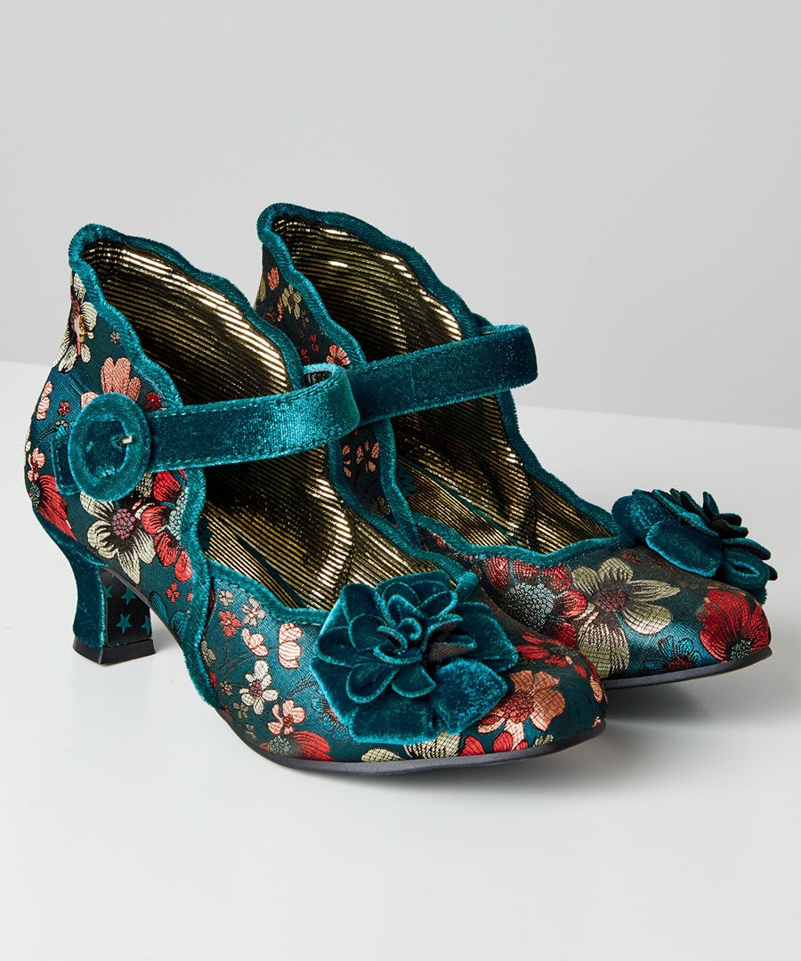 Sparrow Couture Shoes Model Front