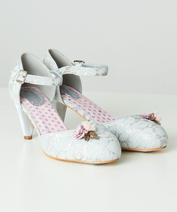 Sweet Darcie Lace Shoes