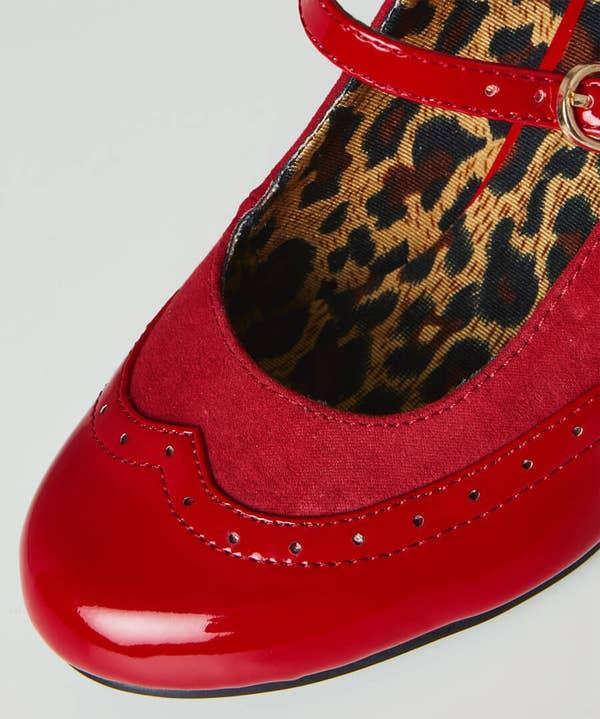 Louisiana Patent Shoes
