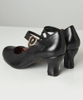 Sweetheart Vintage Style Shoes