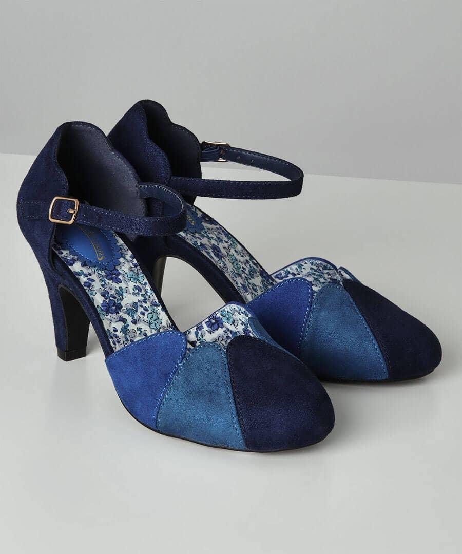 UK 1930s Dresses, Shoes, Clothing in the UK Camden Vintage Shoes $54.00 AT vintagedancer.com