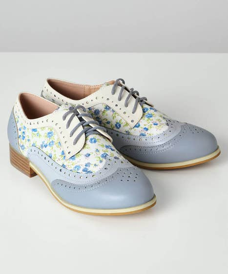 Sweet Escape Brogues