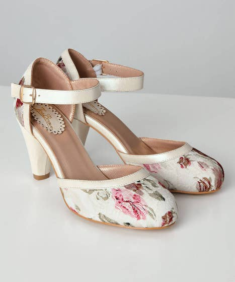 Sweet Garden Occasion Shoes