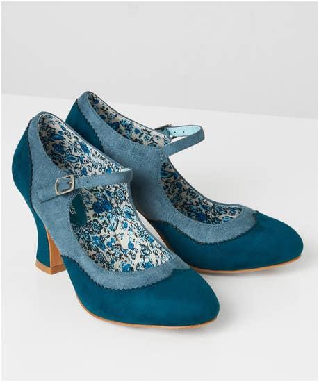 Vintage Flare Shoes