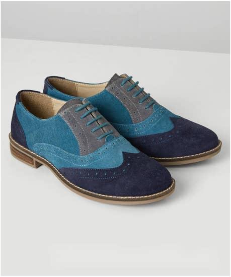 Lolas Tea Room Suede Shoes