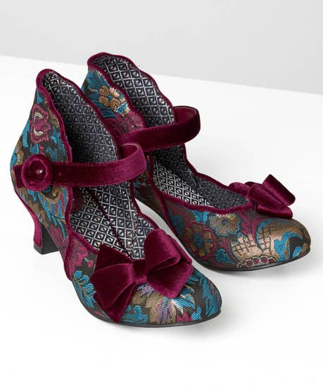 Goldfinch Couture Shoes