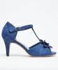 April In Paris T-Bar Shoes