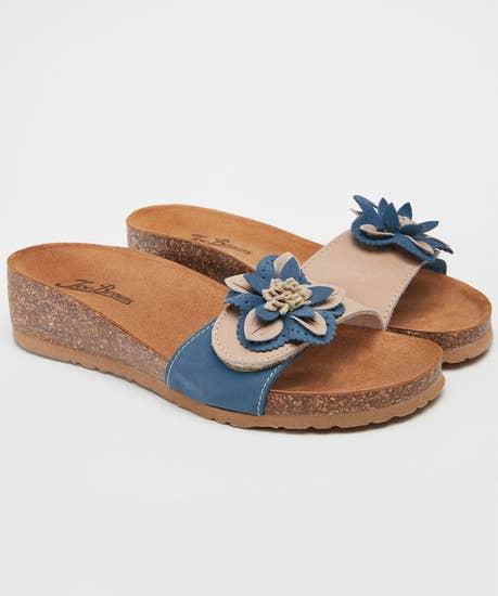 Dolce Vita Leather Sandals