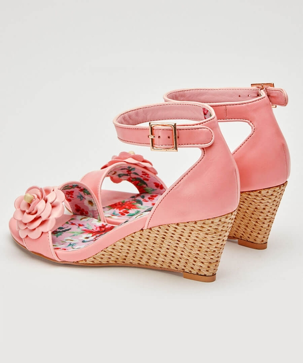 A Garden In Bloom Shoes