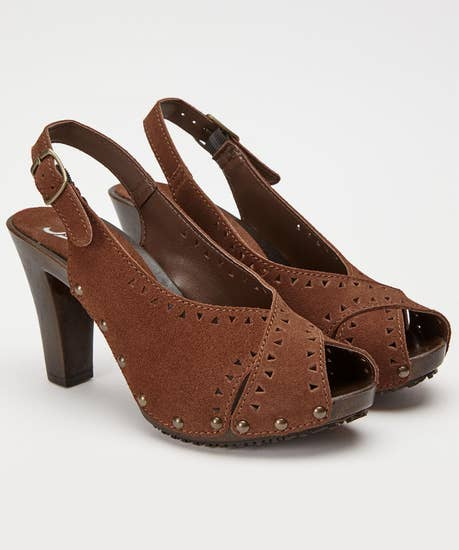 Bellissimo Suede Shoes