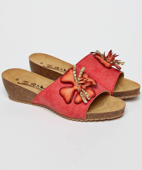 Honolulu Leather Sandals