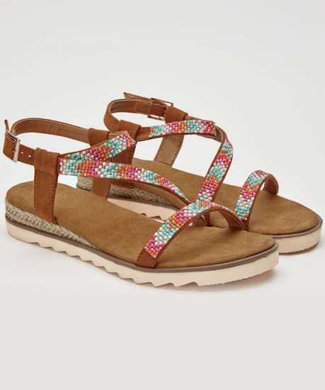 Sparkle All Day Sandals