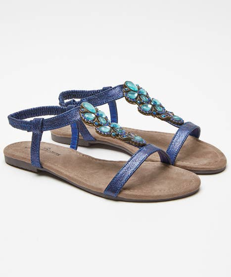 Jewel Of The Night Sandals