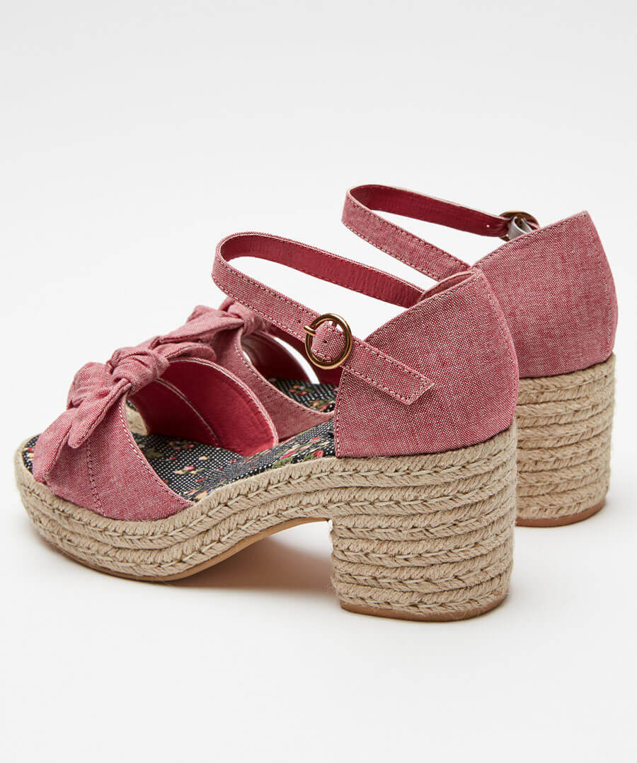 All About Georgia Shoes Back