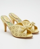 Spring In Your Step Mules