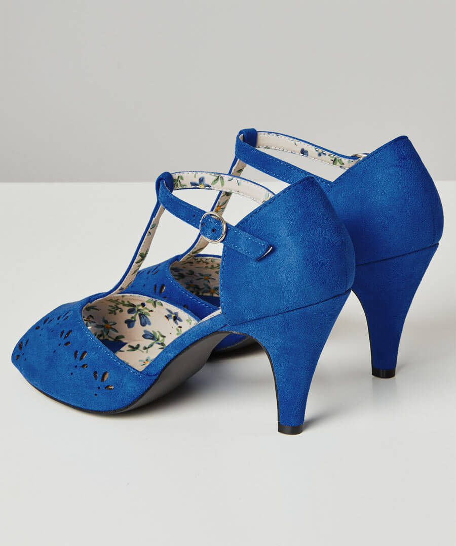 Love Story T-Bar Shoes