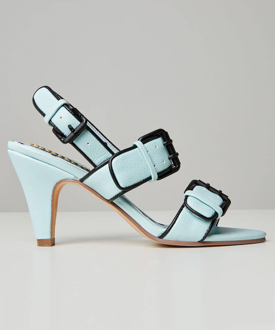 Carnaby St Buckle Sandals