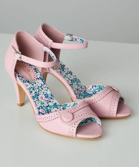 Twice As Nice Heeled Sandals