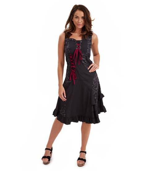 Mix It Up Dress