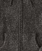 Hooded Zip Knit
