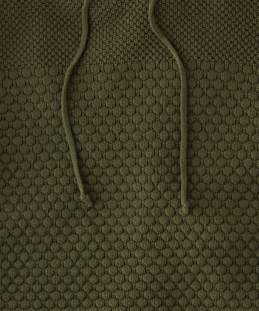 Hoody Knit