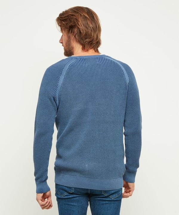Indigo Knit