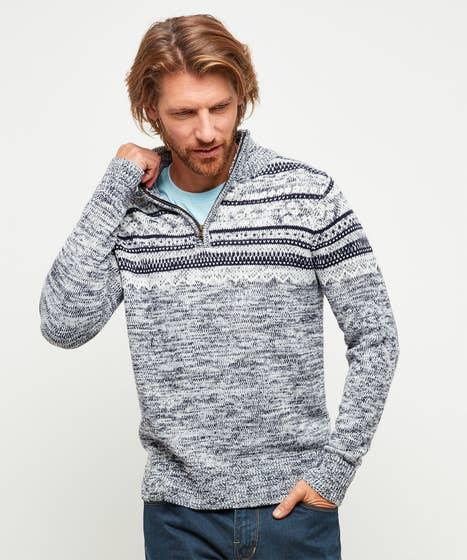 Amazing Argyle Knit