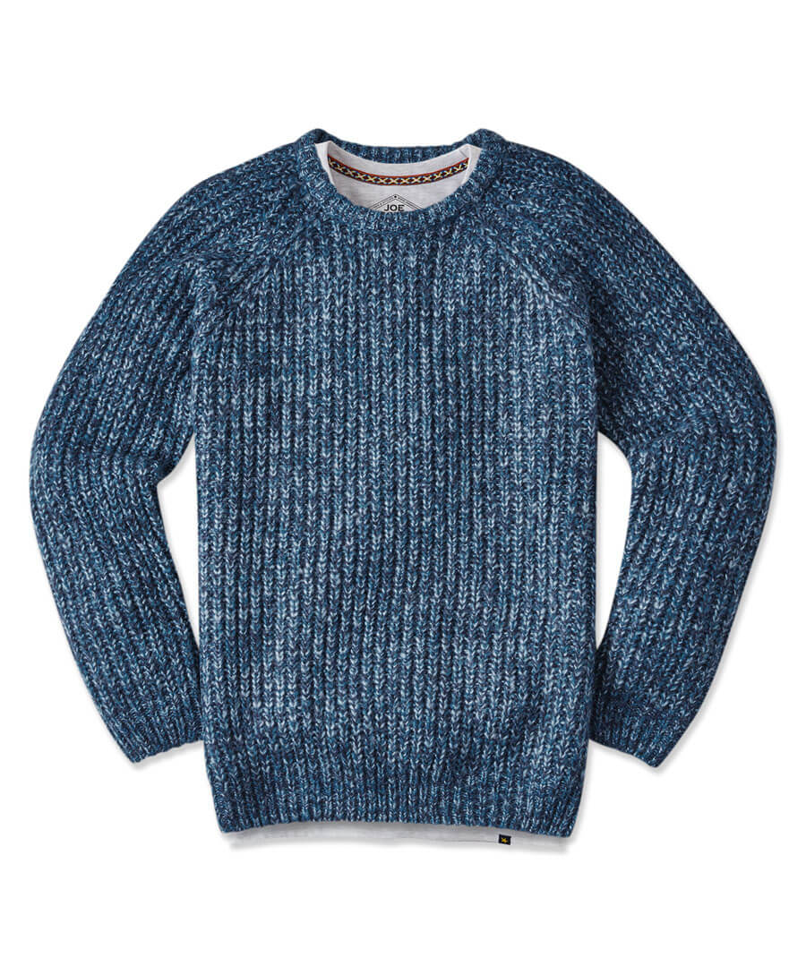Remarkable Rib Knit Model Front