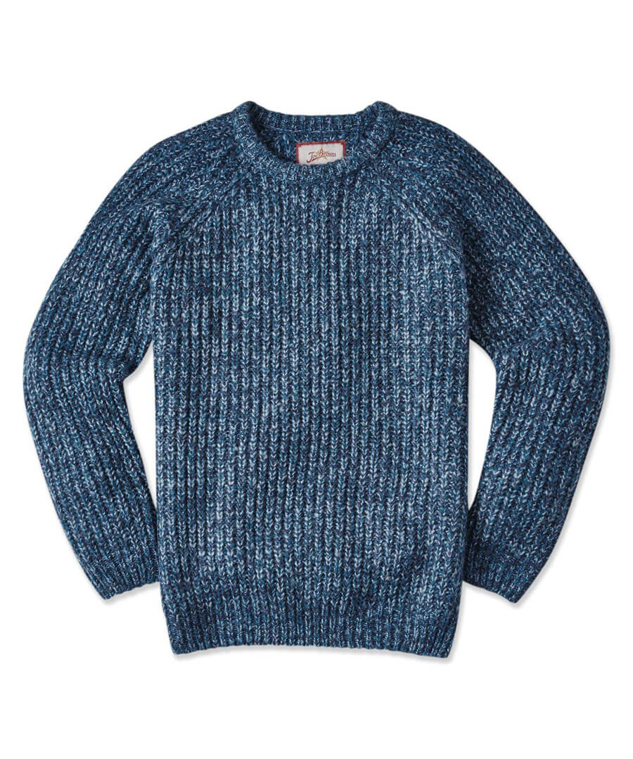 Remarkable Rib Knit Back