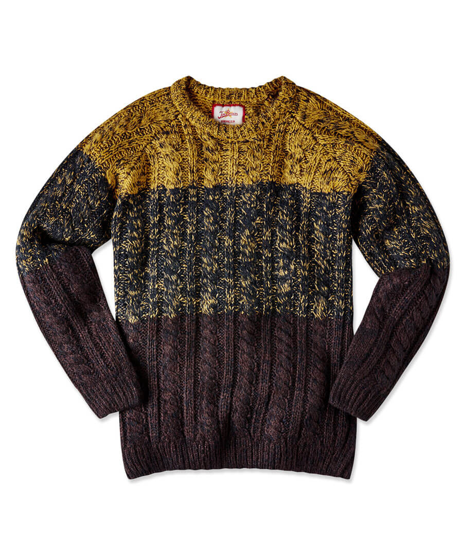 Creative Cable Knit