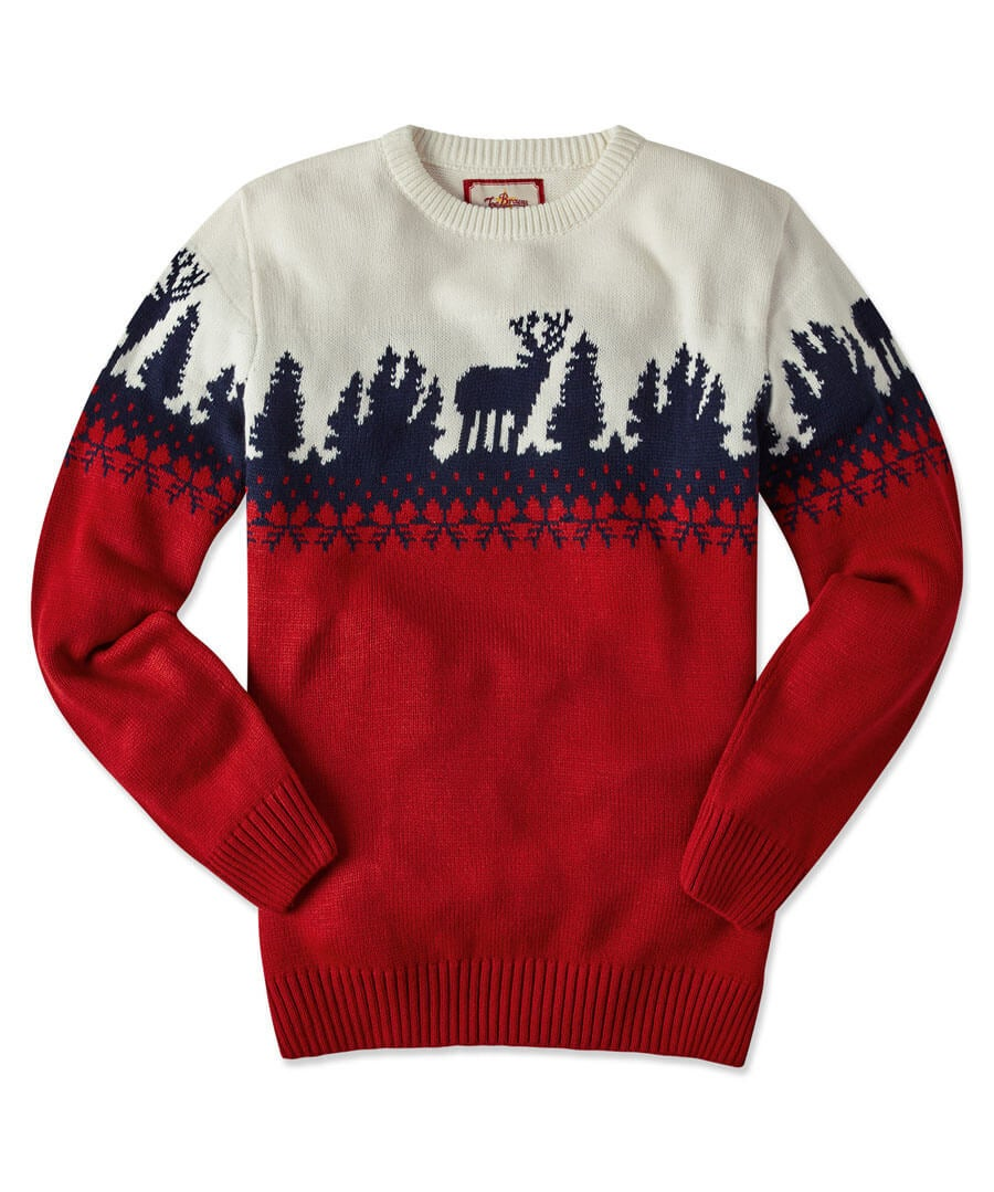 Into The Wilderness Knit