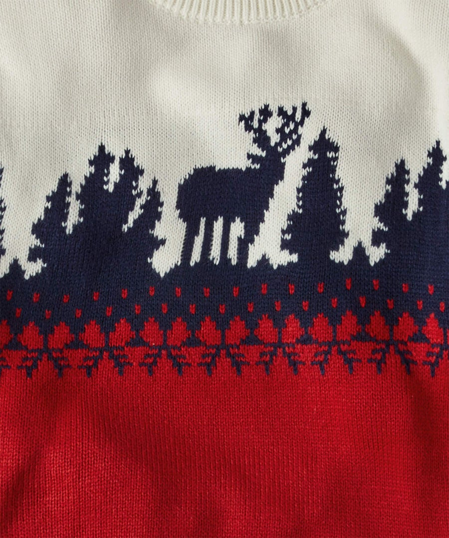 Into The Wilderness Knit Back
