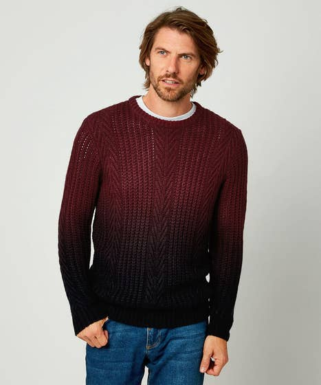 Dipped To Perfection Knit