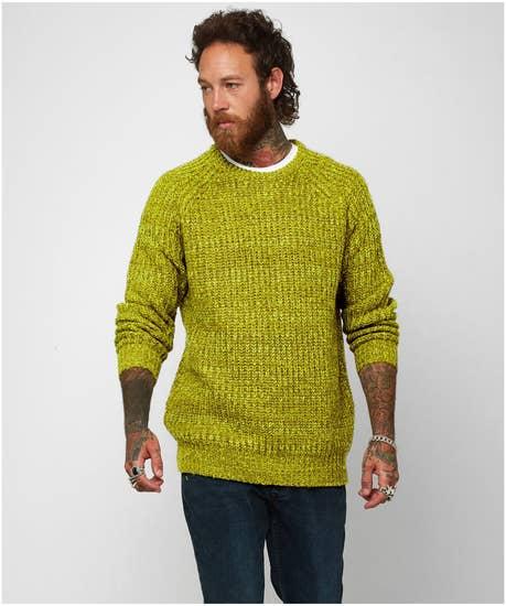 Reel Crew Knit