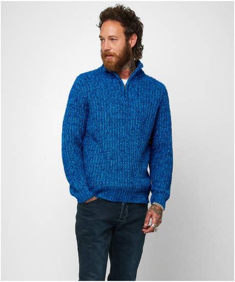 Reel Funnel Knit