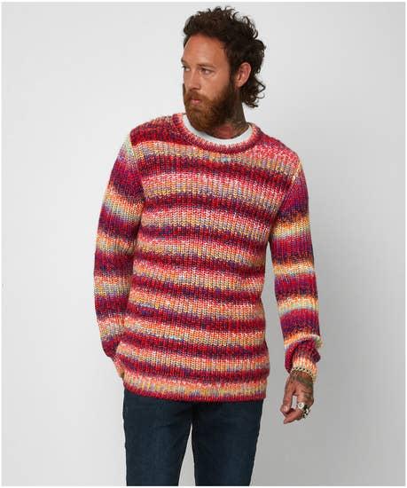 Sensational Stripe Knit