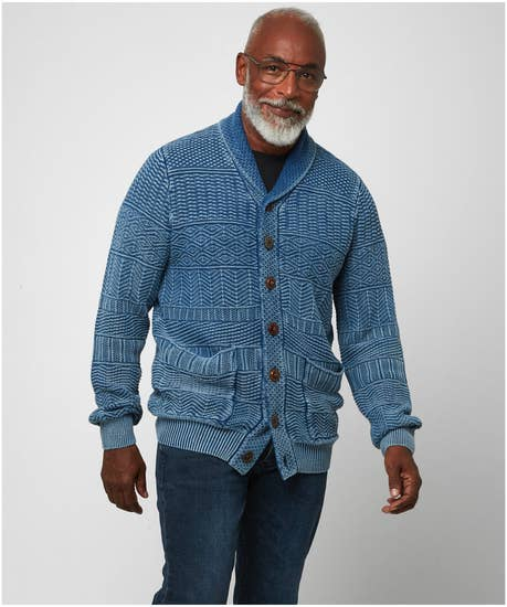Washed To Perfection Cardigan