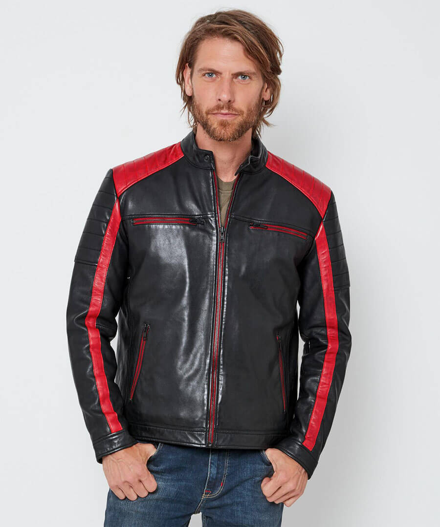 Hit The Road Leather Jacket