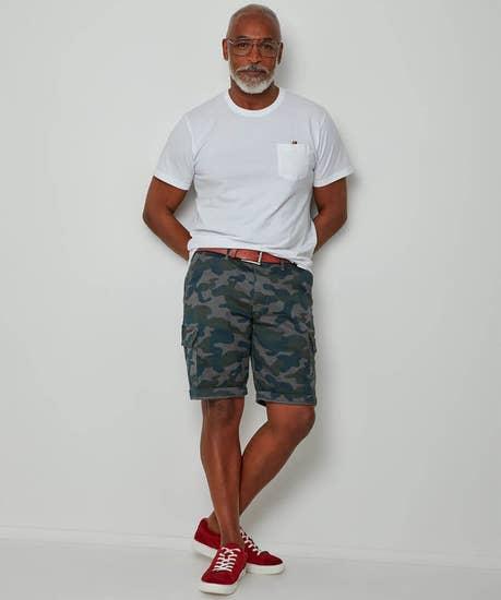 Cool Camo Shorts