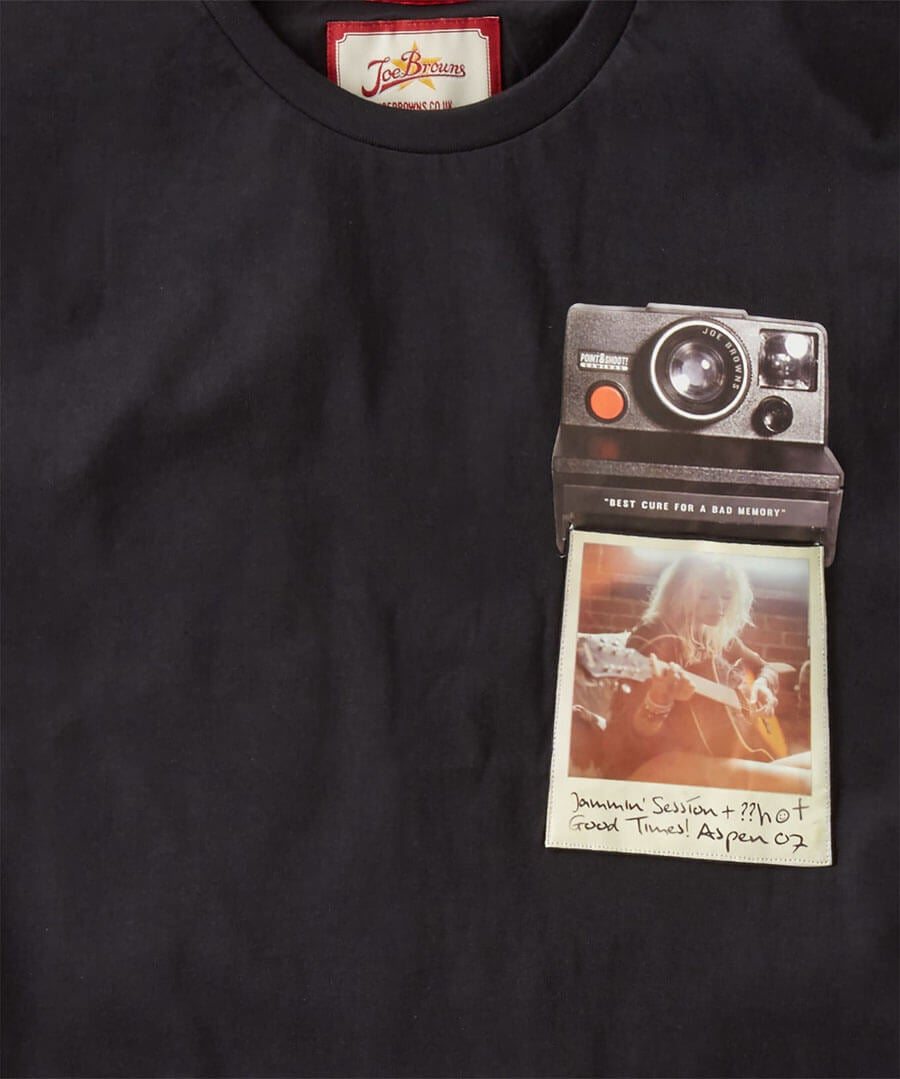 Perfect Pic T-Shirt Back