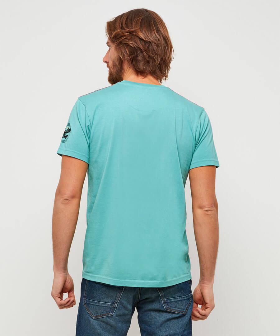 Musical Underground T-Shirt Model Back