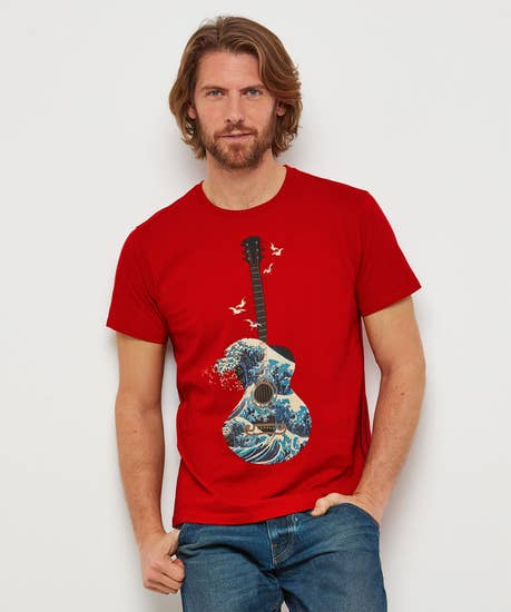 Wave Of Sound T-Shirt
