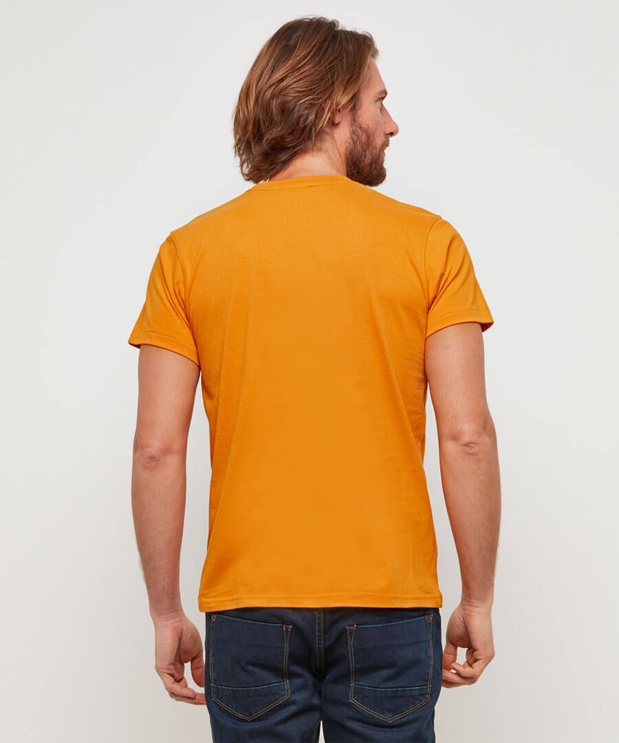 Wild About Music Tee Model Back