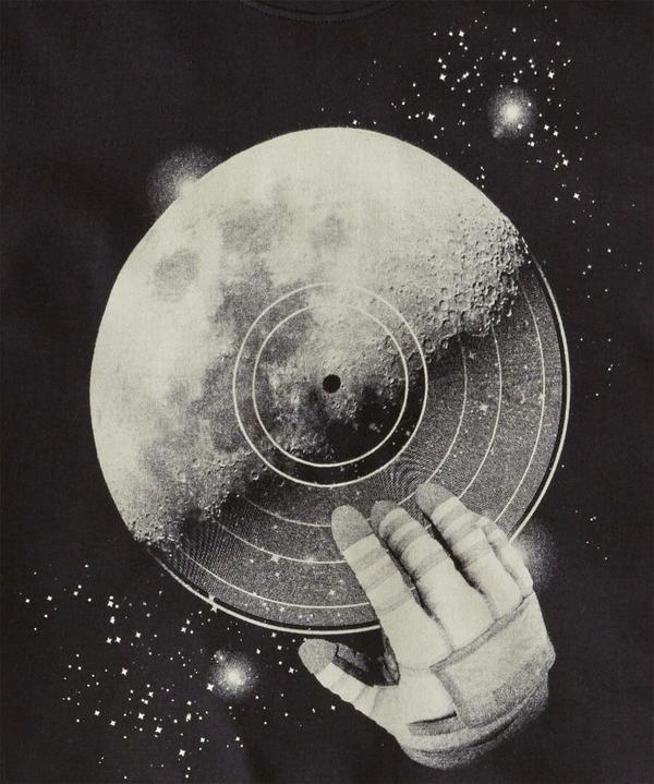 Space DJ Tee