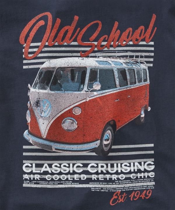 VW Old School Tee