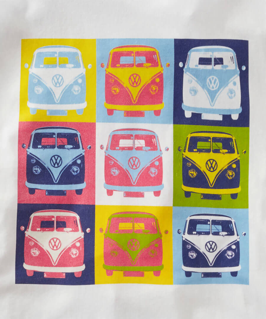 VW Work Of Art Tee