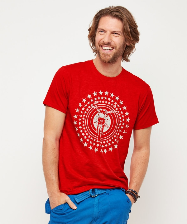 Star Bike T-Shirt