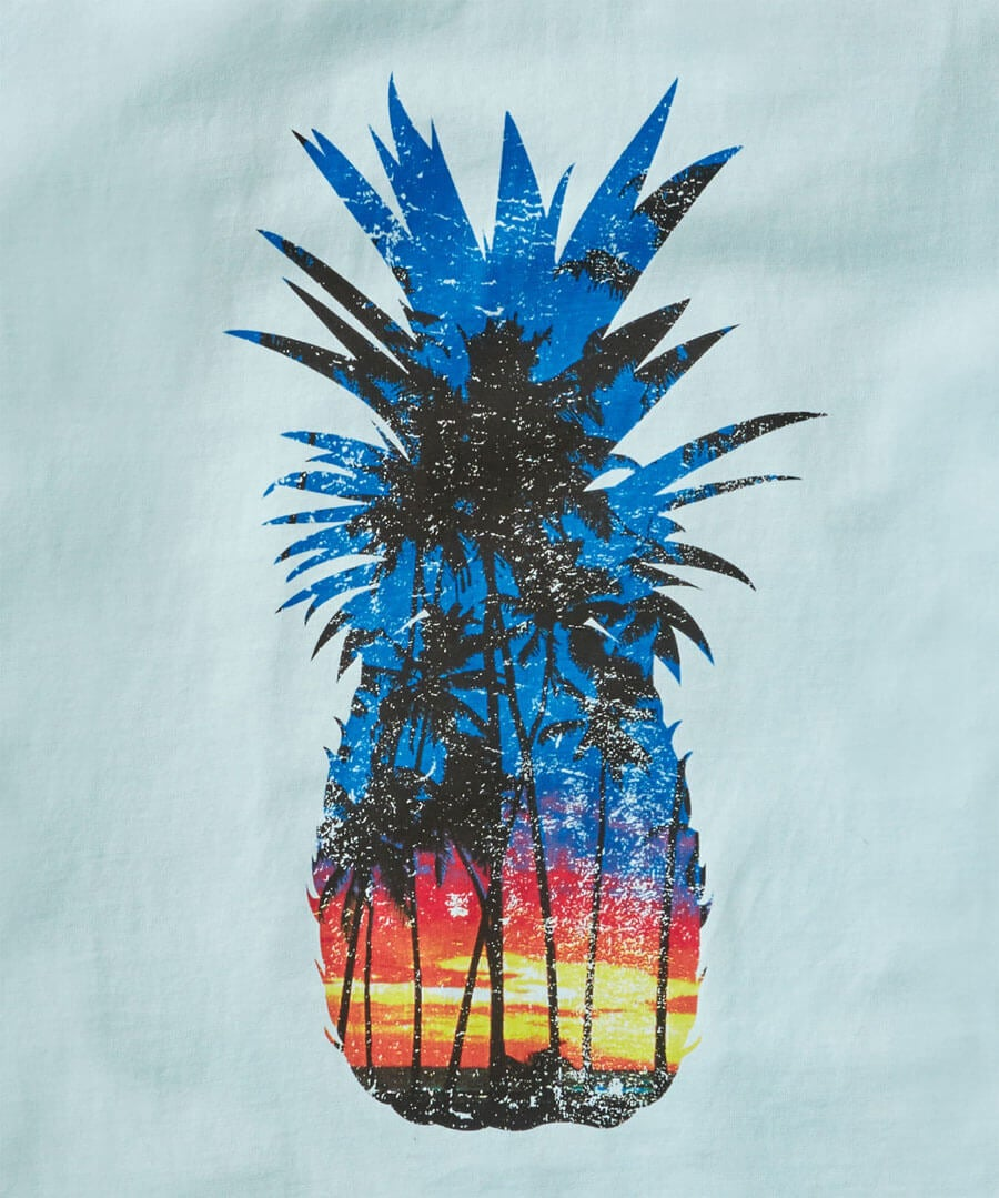Summer Vibe T-Shirt Back